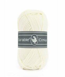 Durable Cosy, ivoor, 326, ivory