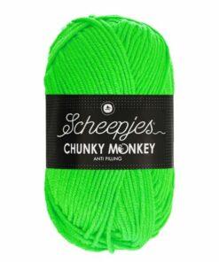 Chunky Monkey Neon green (1259)