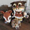 Haakpakket Funny Owl set